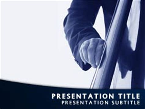 power point themes jazz royalty free jazz music powerpoint template in blue