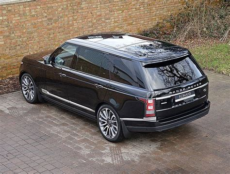 2016 65 Range Rover 5 0 Autobiography Lwb For Sale