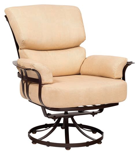 Atlas Swivel Lounge Chair Woodard Furniture Lounge Swivel Chair