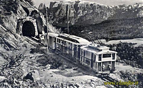 cremagliera mendola ferrovia renon storia
