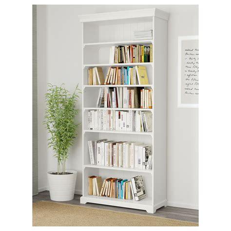 libreria ikea liatorp bookcase white 96x214 cm ikea