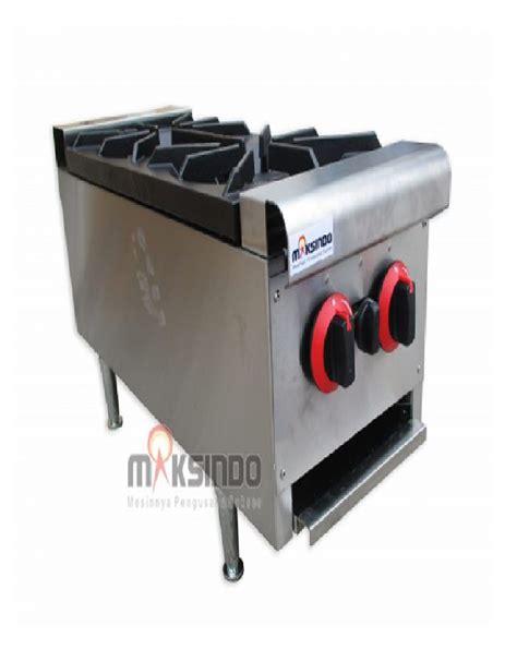 Oven Gas Di Bali jual gas stove mks stv2 di bali toko mesin maksindo