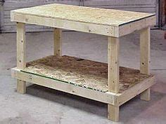 cheap woodworking bench diy workbench with free plans and cut list from the craft