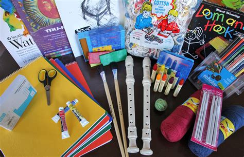 second grade craft kit