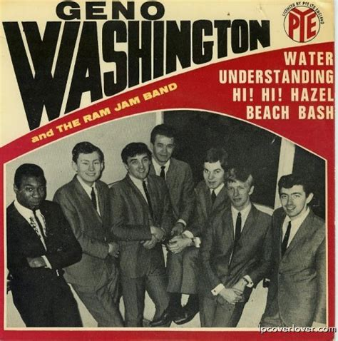 geno washington and the ram jam band all the acts bands who played the kinema ballroom