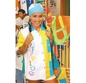 Dise&241os Sobre Carnaval Casacas Logos Poleras