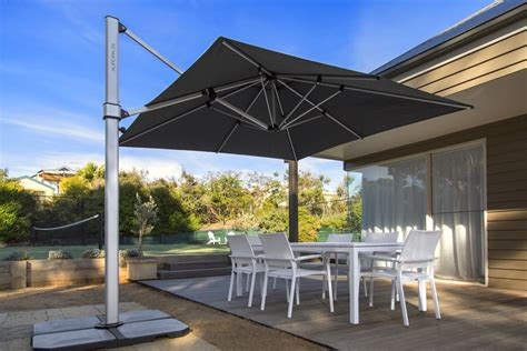 folding arm awnings adelaide shade umbrellas torquay cantilever fixed arm geelong