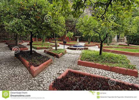Hacienda Gardens by Hacienda Garden Guanajuato Stock Images Image 3374244
