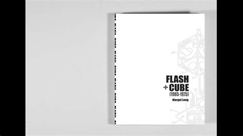 flash cube 1965 1975 image and text 160 pages color