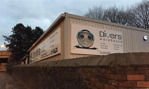 dive warehouse dive centre of the day divers warehouse bradford uk
