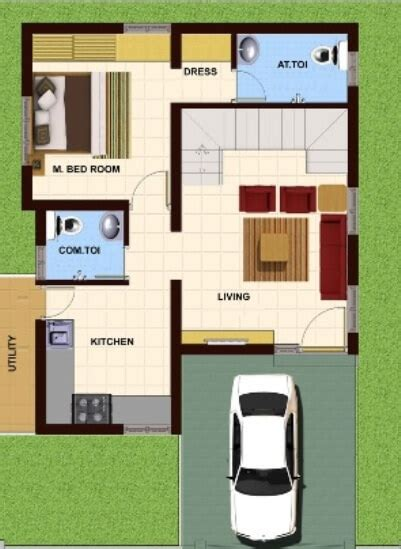 2 bhk house plans 30x40 2 bhk house plans 30x40 house design plans