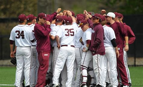 Tuition Mba St Bonaventure by Baseball Hosts St Bonaventure In Home Series