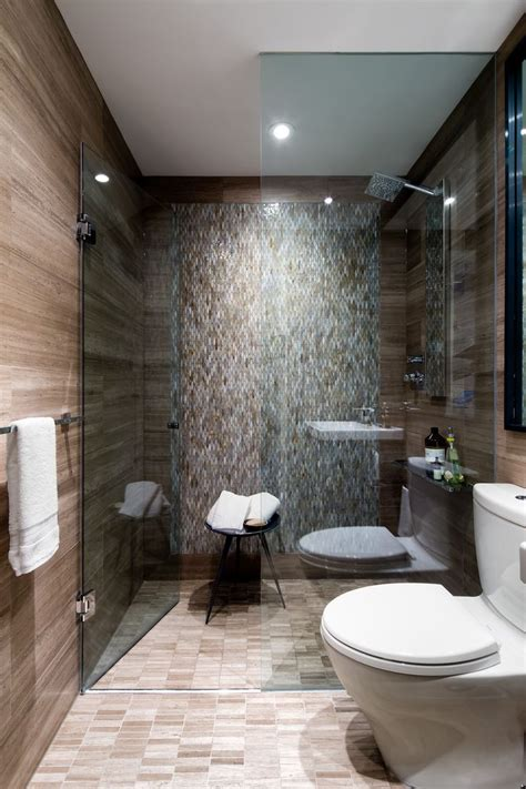 Interior Design Ideas For Small Bathrooms by Best 25 Condo Bathroom Ideas On Small