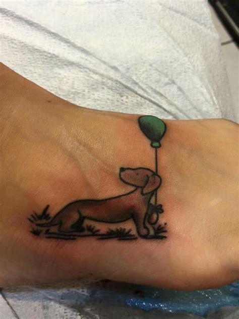 dachshund tattoo designs wieney and dachshunds