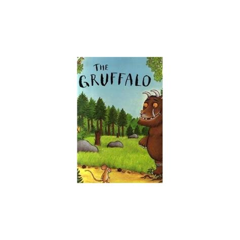 libro the gruffalo and friends the gruffalo big book english wooks