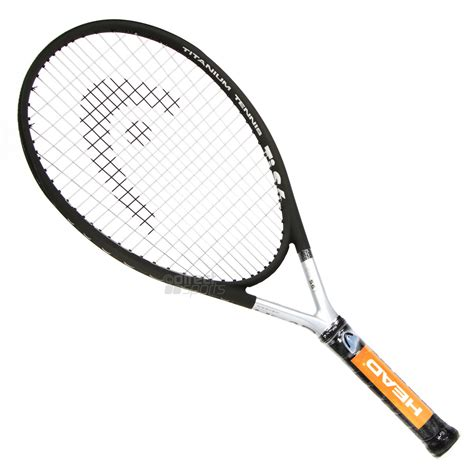 Raket Titanium Ti S6 Titanium Tennis Racket Directsportseshop Co Uk