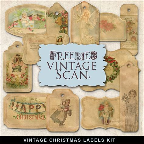 gift tags vintage clipart finders far far hill freebies vintage labels