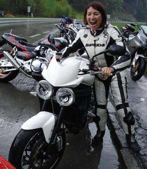 Motorrad Lederkombi Wien by Was Frauen Bewegt Reisebericht