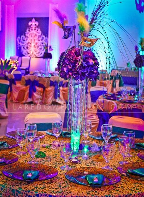 quinceanera themes mardi gras mardi gras wedding reception ideas mirage mardi gras