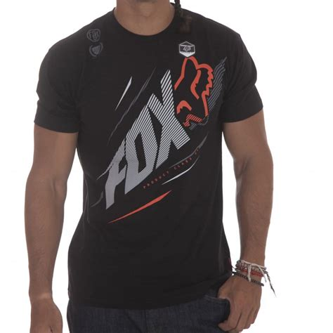 T Shirt Fox Racing fox racing t shirt shock point superior bk buy