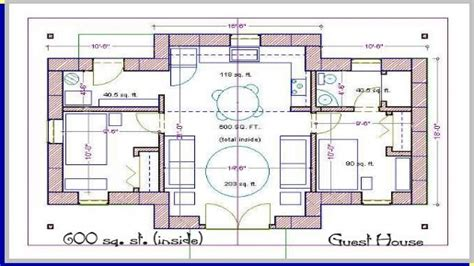 600sft floor plan small house plans under 800 square feet small house plans