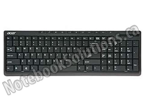 Keyboard Laptop Acer Original acer original keyboard ac87677 ac87677 47 95 us notebook solutions spare parts support