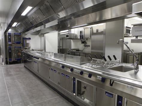 mat駻iel de cuisine collective cuisines professionnelles fabrication installation le