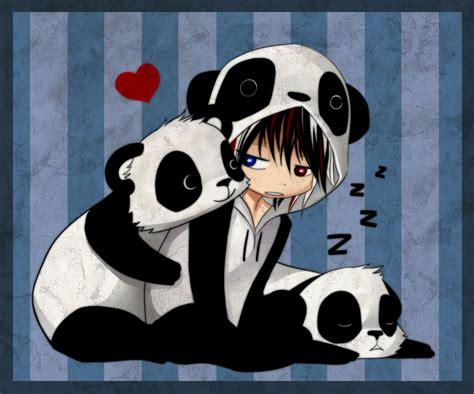 panda mangas anime panda panda by naimane on deviantart