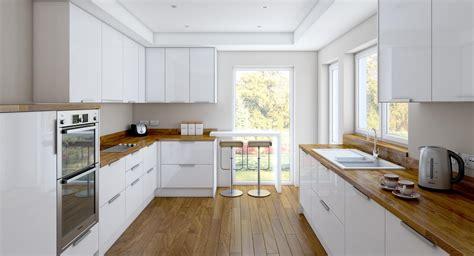 mas de  fotos de decoracion de cocinas blancas  grises