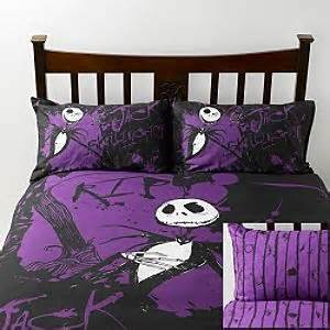 Disney Comforter Sets Queen Size Disney Nightmare Before Christmas Double Bed Set Disney