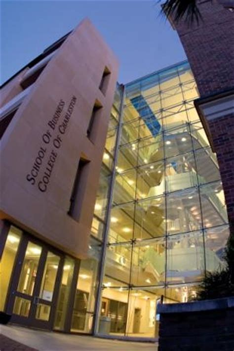Cofc Mba by One Year Global Mba College Of Charleston