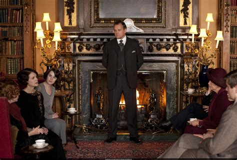 The In The Fireplace Episode by Downton Archives Really Late Reviews