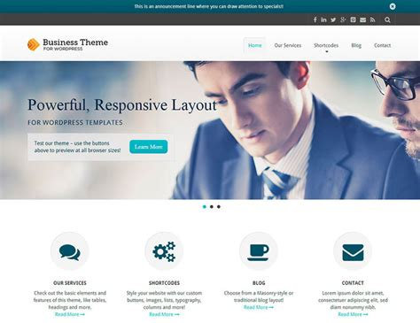 70 business consulting wordpress themes free premium