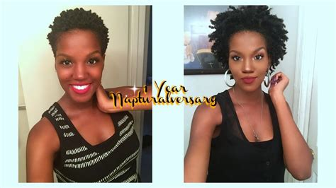 one year 4c hair 1 year natural hair growth 4c hair youtube