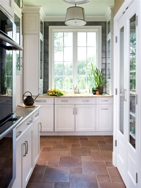 white kitchen cabinets tile floor 21 best images about flooring on pinterest flooring