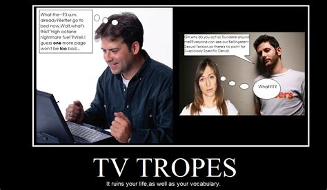 Tv Tropes | tv tropes fauxtivational by flash flood13 on deviantart