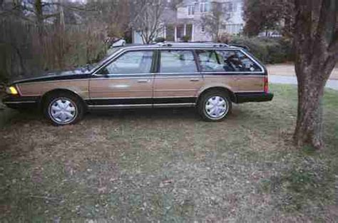 1992 buick century wagon sell used 1992 buick century limited wagon 4 door 3 3l in