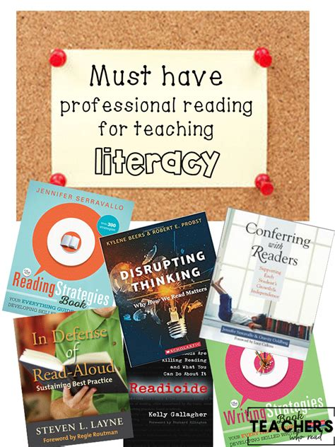 7 Books Written By Professional Professional Books For Summer Reading Teachers Who Read