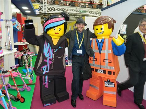 TOY FAIR 2014: Bex and Dad meet the characters!!!