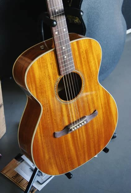 Handmade Acoustic Guitars Usa - fender custom shop newporter pro electric acoustic guitar