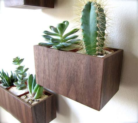 wall planter hanging planters and container garden ideas for indoors