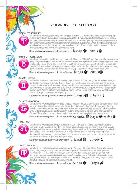 Harga Parfum Bermerk memilih perfume berdasarkan zodiak atau shio anda fm