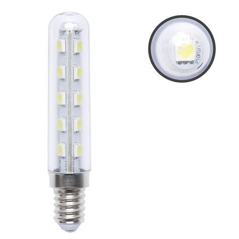 Led Light Bulb Temperature Range 2 X E14 2 5w White Led Light Bulb For Kitchen Range Chimmey Fridge Cooker Ebay