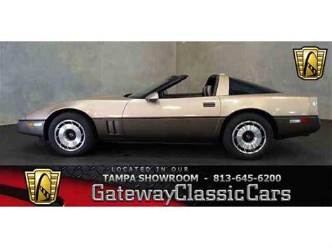 85 corvette for sale 1985 chevrolet corvette for sale on classiccars