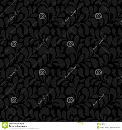 vector seamless pattern modern stylish texture abstract background vector illustration plant shape