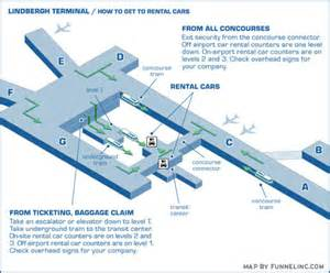 Car Rental Agencies At Msp Airport Funnel Incorporated Work Maps For Airports
