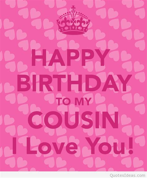 Happy Birthday To My Cousin Quotes Cousin Birthday Quotes Quotesgram