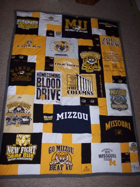 Shirt Quilts How To Make by T Shirt Quilt Tutorials