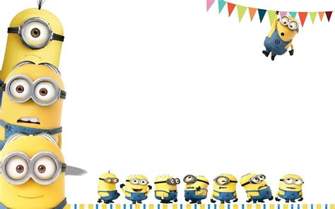 minions background minions hd wallpapers free desktop background