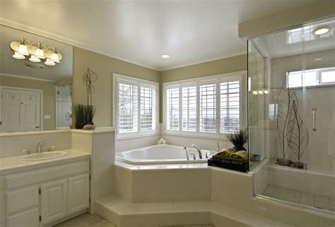 large bathrooms large bathroom renovations superior bath and shower
